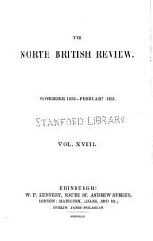 The North British Review: Volume 18