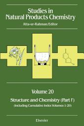Studies in Natural Products Chemistry: Structure and Chemistry (Part F)