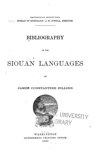 Smithsonian Institution  Bureau of Ethnology PDF
