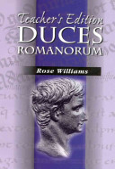 Duces Romanorum PDF