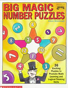 Big Magic Number Puzzles Book