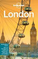 Lonely Planet Reisef  hrer London PDF