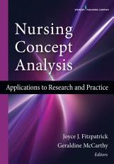 Nursing Concept Analysis PDF