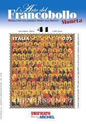 l'Arte del Francobollo n. 41 - Novembre 2014