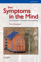 Sims  Symptoms in the Mind PDF