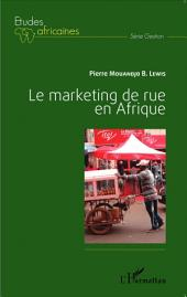 Le marketing de rue en Afrique