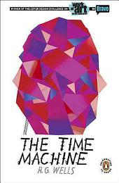 The Time Machine: Winner of the Cover Design Challenge on Work of Art: The Next Great Artist by Bravo