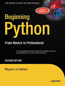 Beginning Python Book