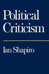 Political Criticism