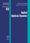 Applied Algebraic Dynamics