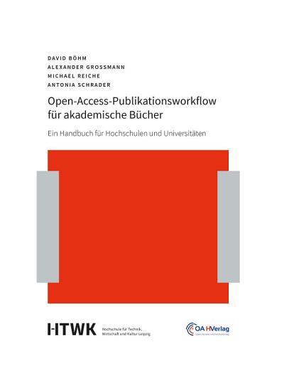 Open Access Publikationsworkflow f  r akademische B  cher PDF