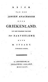 Reize van den jongen Anacharsis door Griekenland: Volume 2