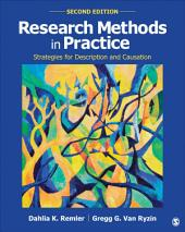 Research Methods in Practice: Strategies for Description and Causation, Edition 2