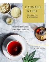 Cannabis and CBD for Health and Wellness PDF