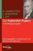Die Federalist papers PDF