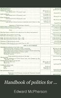 A Hand book of Politics for     PDF