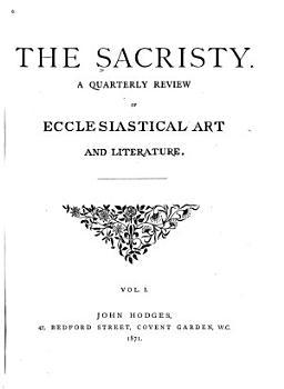The Sacristy PDF