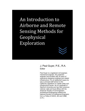 An Introduction to Airborne and Remote Sensing Methods for Geophysical Exploration