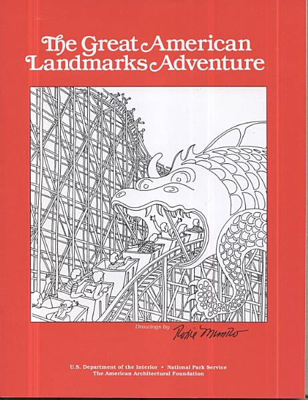 Download The Great American Landmarks Adventure Book
