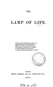 The lamp of life [poems by J.A. Langford].
