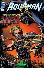 Aquaman (2011-) #42