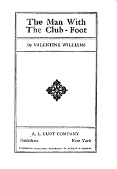 The Man with the Club-foot