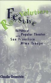 Festive Revolutions: The Politics of Popular Theater Forms