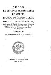 Tratado de Geometría (X, 137, [3] p., V h. de grab. pleg.)