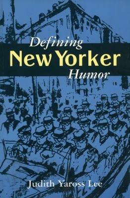 Defining New Yorker Humor