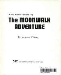 The True Book of the Moonwalk Adventure PDF