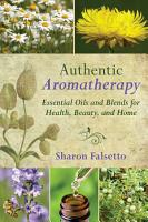 Authentic Aromatherapy PDF