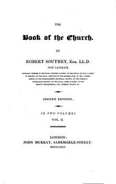 The Book of the Church, 2: In Two Volumes
