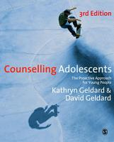 Counselling Adolescents PDF