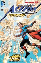 Action Comics (2011-) #14