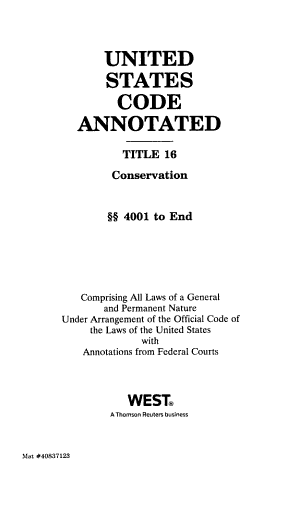 United States Code Annotated  1  TITLE 1 30 ONLY PDF