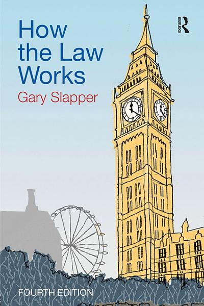 Download How the Law Works Book