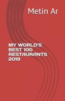 My World's Best 100 Restaurants