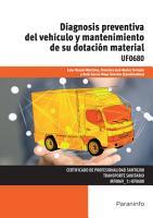 UF0680   Diagnosis preventiva del veh  culo y mantenimiento de su dotaci  n material PDF