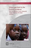 School and Work in the Eastern Caribbean PDF