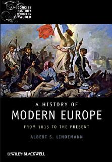 A History of Modern Europe Book