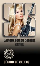 SAS 138 L'amour fou du colonel Chang
