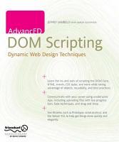 AdvancED DOM Scripting PDF