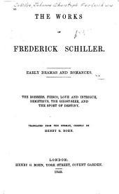 works of Frederick Schiller: Volume 2