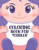 Coloring Book For Toddler Book