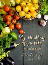 My Healthy Appetite: You don't have to eat less; You just have to eat right.