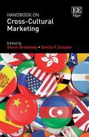 Handbook on Cross Cultural Marketing PDF