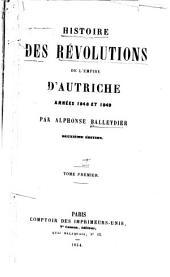 Histoire de la révolution de Rome: tableau religieux, politique et militaire des années 1846-50 en Italie, Volume1