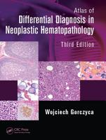 Atlas of Differential Diagnosis in Neoplastic Hematopathology PDF