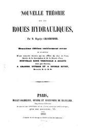 Nouvelle théorie sur les roues hydrauliques