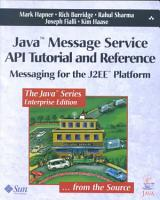 Java Message Service API Tutorial and Reference PDF